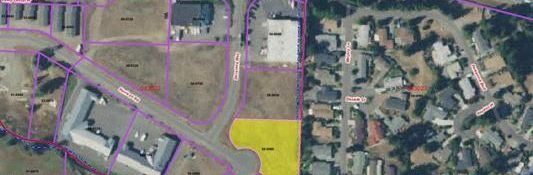 Commercial land parcel for sale – $110,000