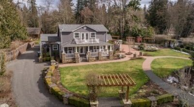 Stunning 5 bed, 5.5 bath home on 2 of the most beautiful fenced acres imaginable – $899,500