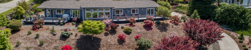 Gorgeous single-level, water view home on Bell Hill – $600,000