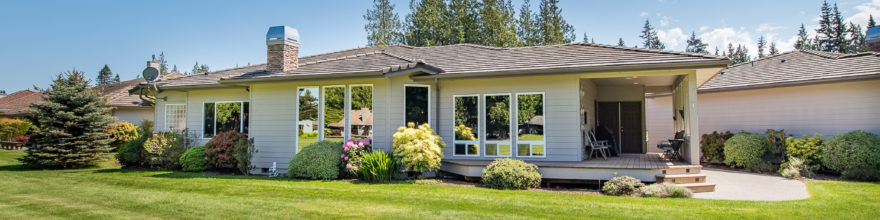 The finest condo/townhome in Sequim is on the market for the first time – $630,000