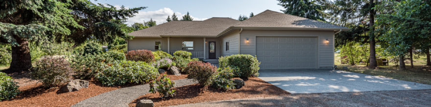 Beautiful 2009 year-built single story home on 2.3 acres with an orchard of 42 fruit trees – $449,000