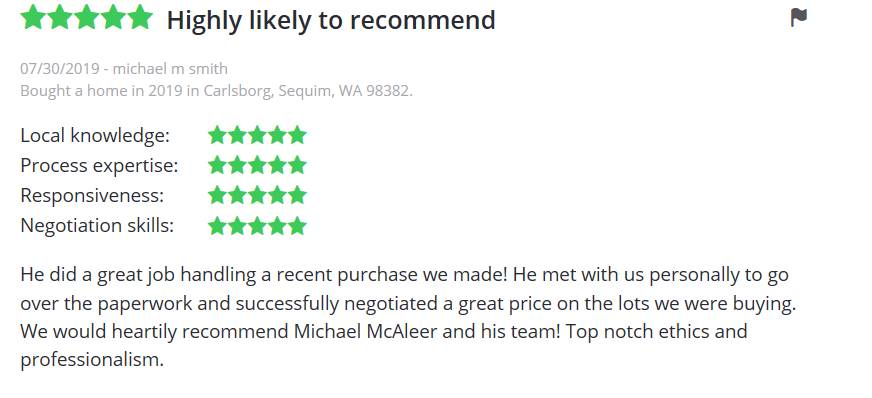 Review of Michael and Team McAleer